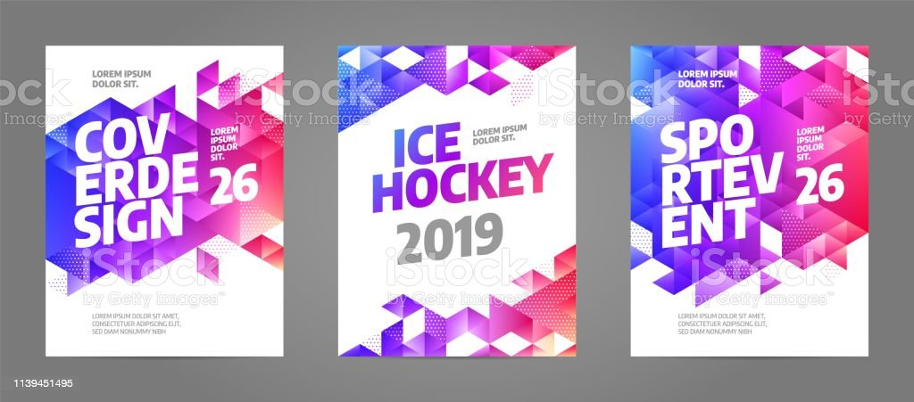 Layout poster template design for sport event, tournament,...