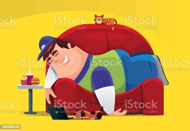 Lazy fat man lying on sofa vector id985686292?b=1&k=6&m=985686292&s=612x612&h=umvlpu4zpm oee9cxz5mqpqdc8nigxb9xfyyrbtg0ns=