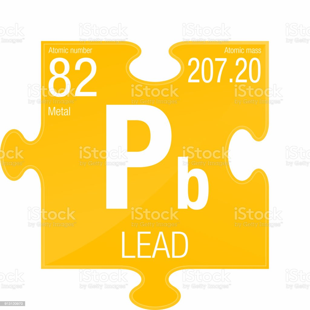 Lead symbol element number 82 of the periodic table of the elements lead symbol element number 82 of the periodic table of the elements chemistry royalty urtaz