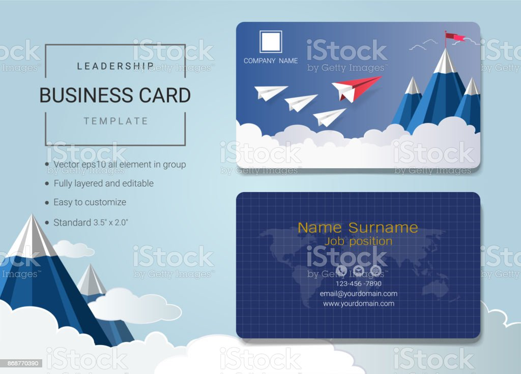 it business card templates