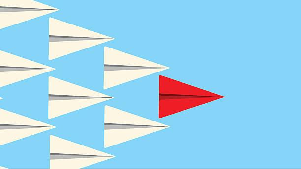 Leadership concept illustration vector art illustration