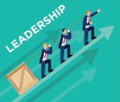 Leadership Concept Illustration