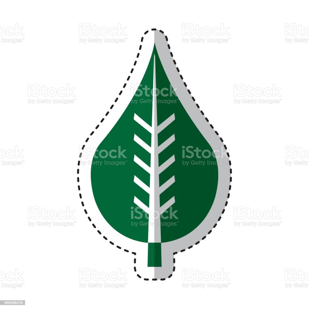 leaf plant ecology symbol royalty-free leaf plant ecology symbol stock vector art & more images of badge
