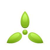 Leaf Power - Novo Icons