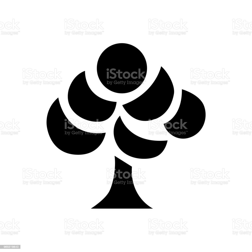 leaf tree flower floral logo icon symbol sign vector design illustration leaf tree flower floral logo icon symbol sign vector design illustration - stockowe grafiki wektorowe i więcej obrazów abstrakcja royalty-free
