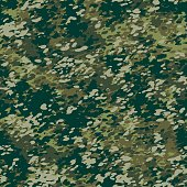 LeafCAM / Flecked Camouflage - Seamless