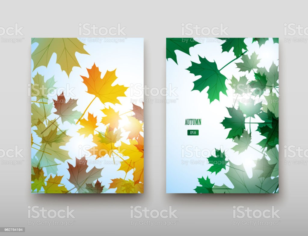 Leaflet cover presentation abstract geometric background, layout in A4 set technology brochure flyer design template vector shadow - arte vettoriale royalty-free di Acero