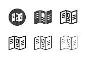 istock Leaflet Icons - Multi Series 1213836686