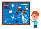 istock Learn abaut Alaska 1298258998