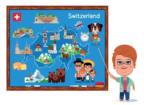 Learn abaut Switzerland