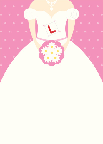 Learner Plate Bride Character