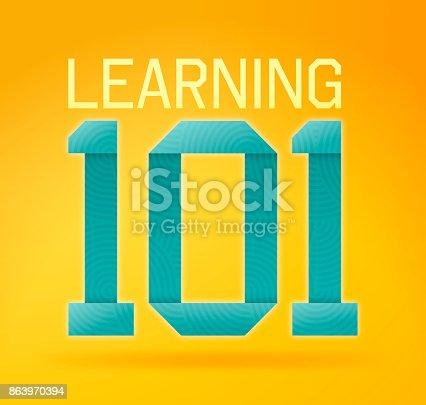 istock Learning 101 Education 863970394