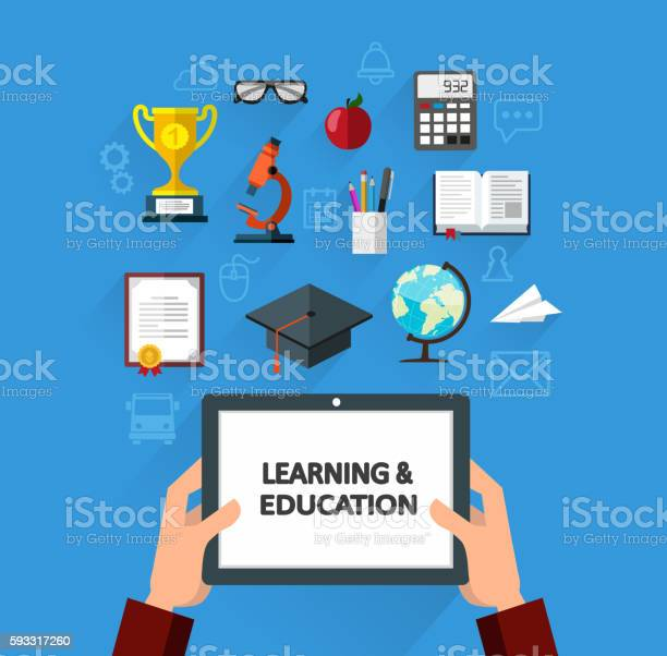 Learning and education concept vector id593317260?b=1&k=6&m=593317260&s=612x612&h=mfbwshxzy9yq3qnptfhex6cuz4hhfhkbsk4k8ykzzhq=