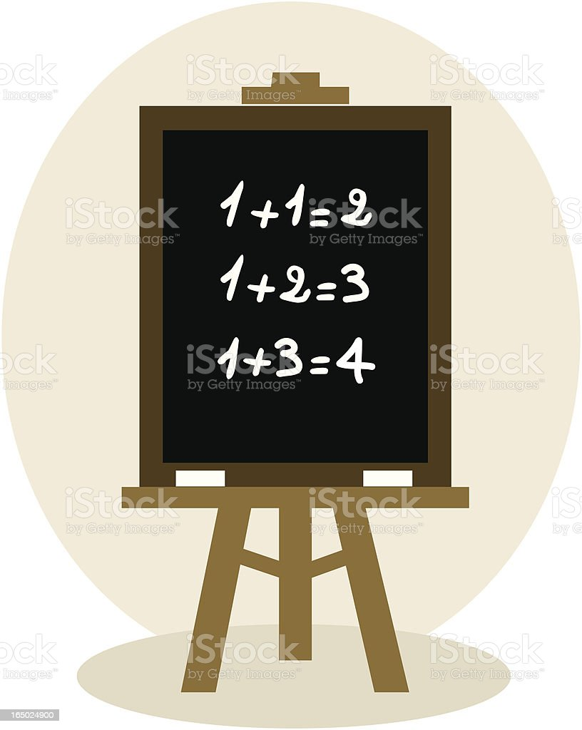 Learning Blackboard royalty-free learning blackboard stock vector art & more images of black color