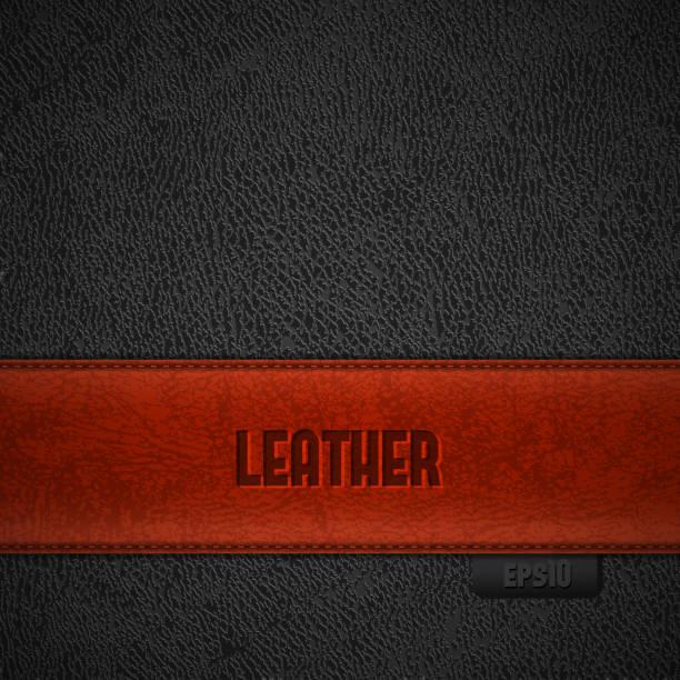 ilustraciones, imágenes clip art, dibujos animados e iconos de stock de de cuero rojo backgroud con sábanas - textura de pieles