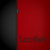 Leather bckground