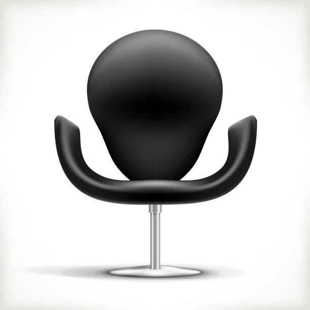 ledersessel - stuhllehnen stock-grafiken, -clipart, -cartoons und -symbole