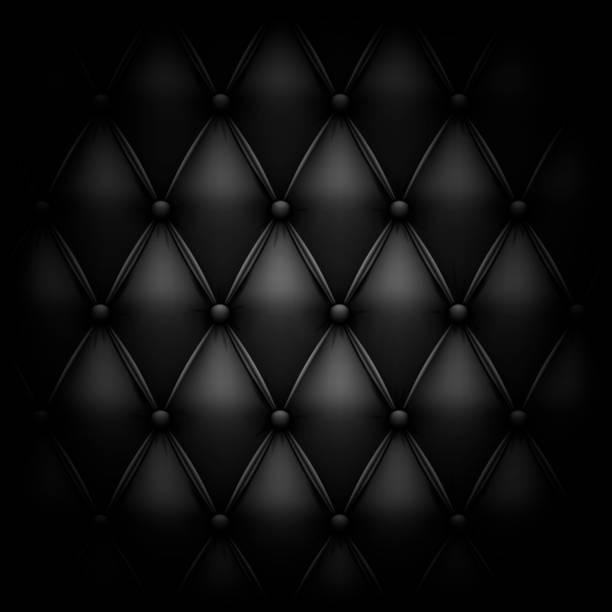 leder polsterung textur - funktionssofa stock-grafiken, -clipart, -cartoons und -symbole