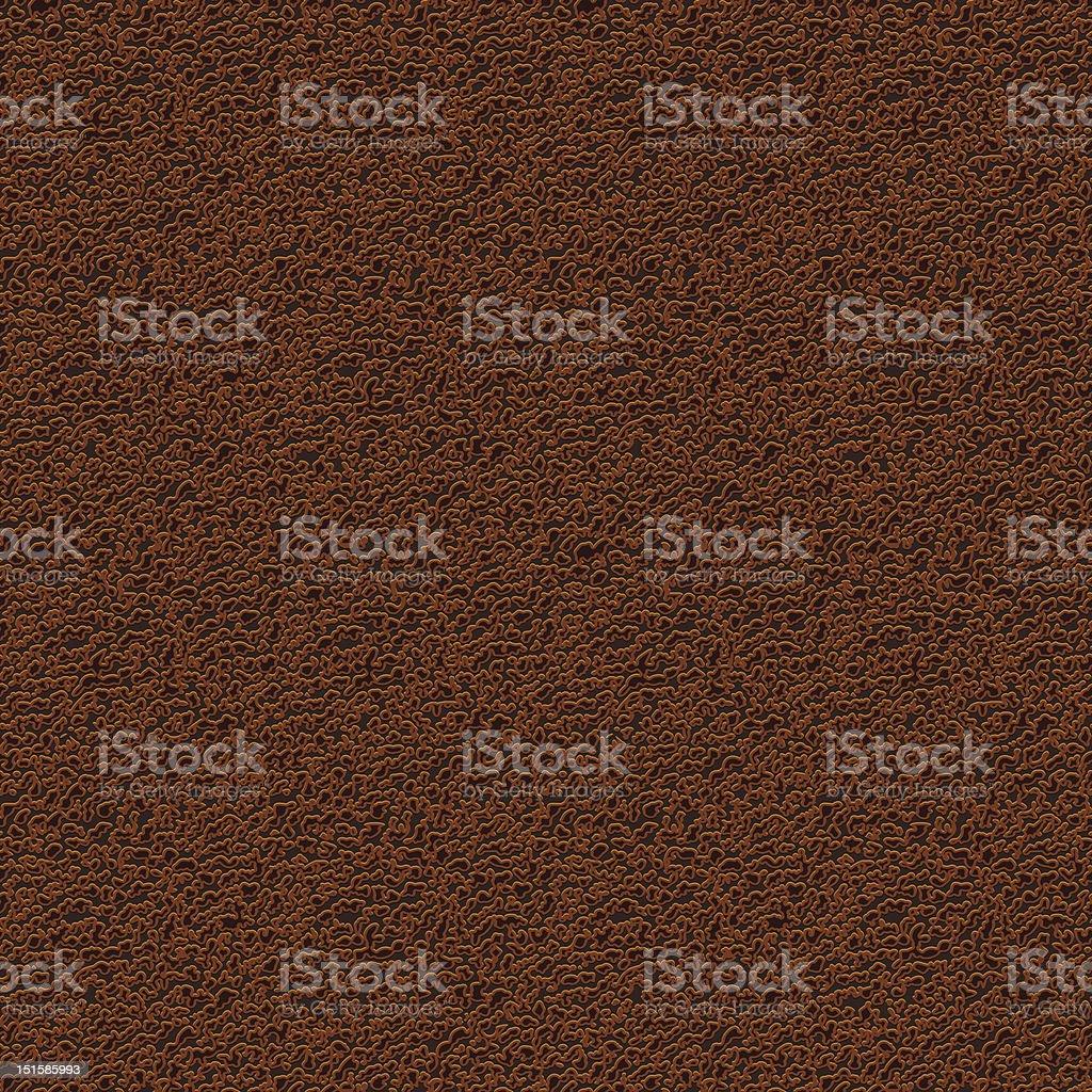 Leather vector art illustration