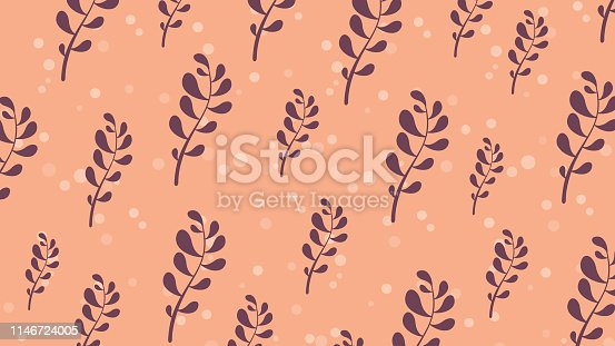 Leave Pattern Background