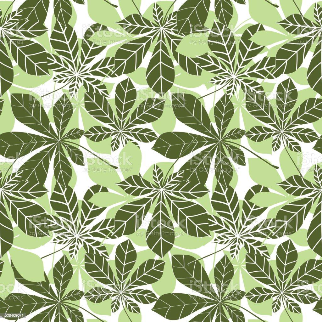 Papier Peint Motif Nature laisse motif sans couture printemps nature du papier peint
