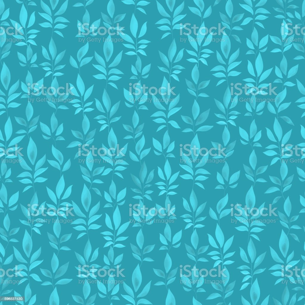 leaves seamless pattern royalty-free leaves seamless pattern stock vector art & more images of abstract
