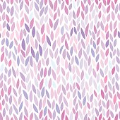 Abstract seamless pattern. Floral background in pink color tones. Vector illustration with leaves can be used for fashion textile, wrapping paper, wallpaper, fabric prints.