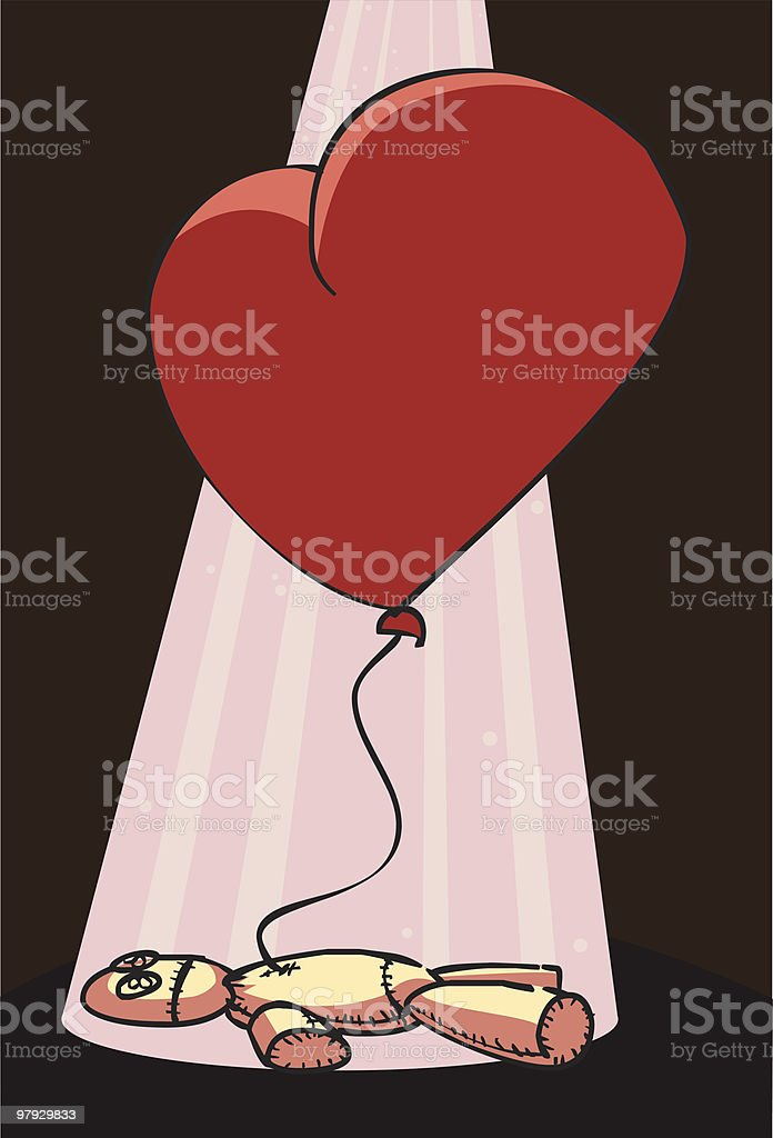 leaving heart royalty-free leaving heart stock vector art & more images of balloon