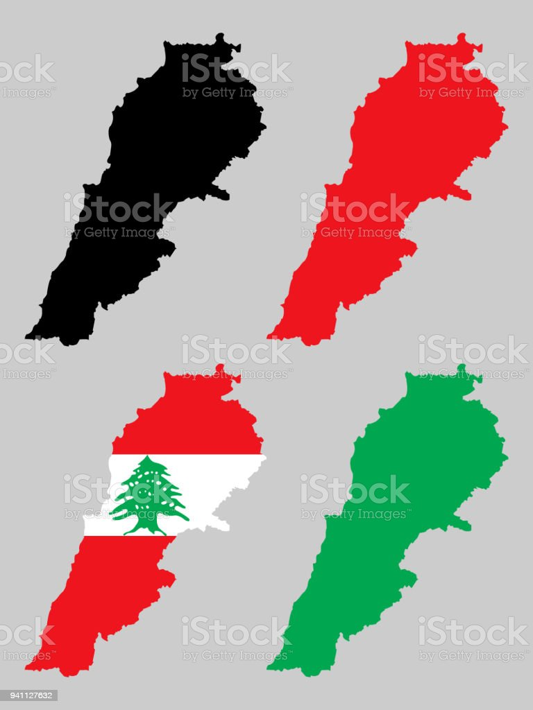 Lebanon map stock vector art more images of arab culture 941127632 lebanon map royalty free lebanon map stock vector art amp more images of arab gumiabroncs Images