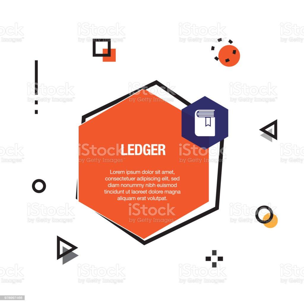 Ilustración de Contabilidad Infografía Icono y más banco de imágenes ...