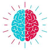 istock Left Brain Vs Right Brain 1257260706