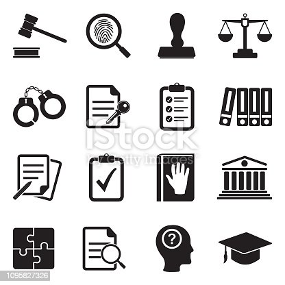 Law, Trial, Judge, Crime, Truth