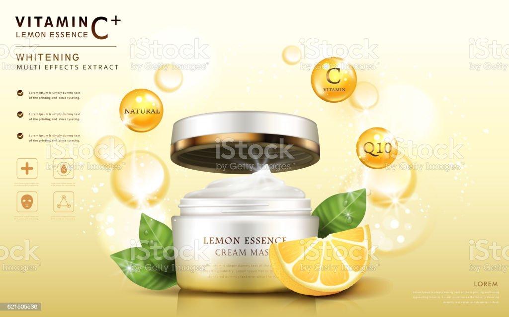 Lemon essence ads lemon essence ads - immagini vettoriali stock e altre immagini di accudire royalty-free