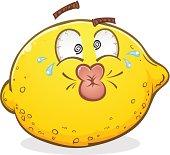 istock Lemon Pucker Face 148494793