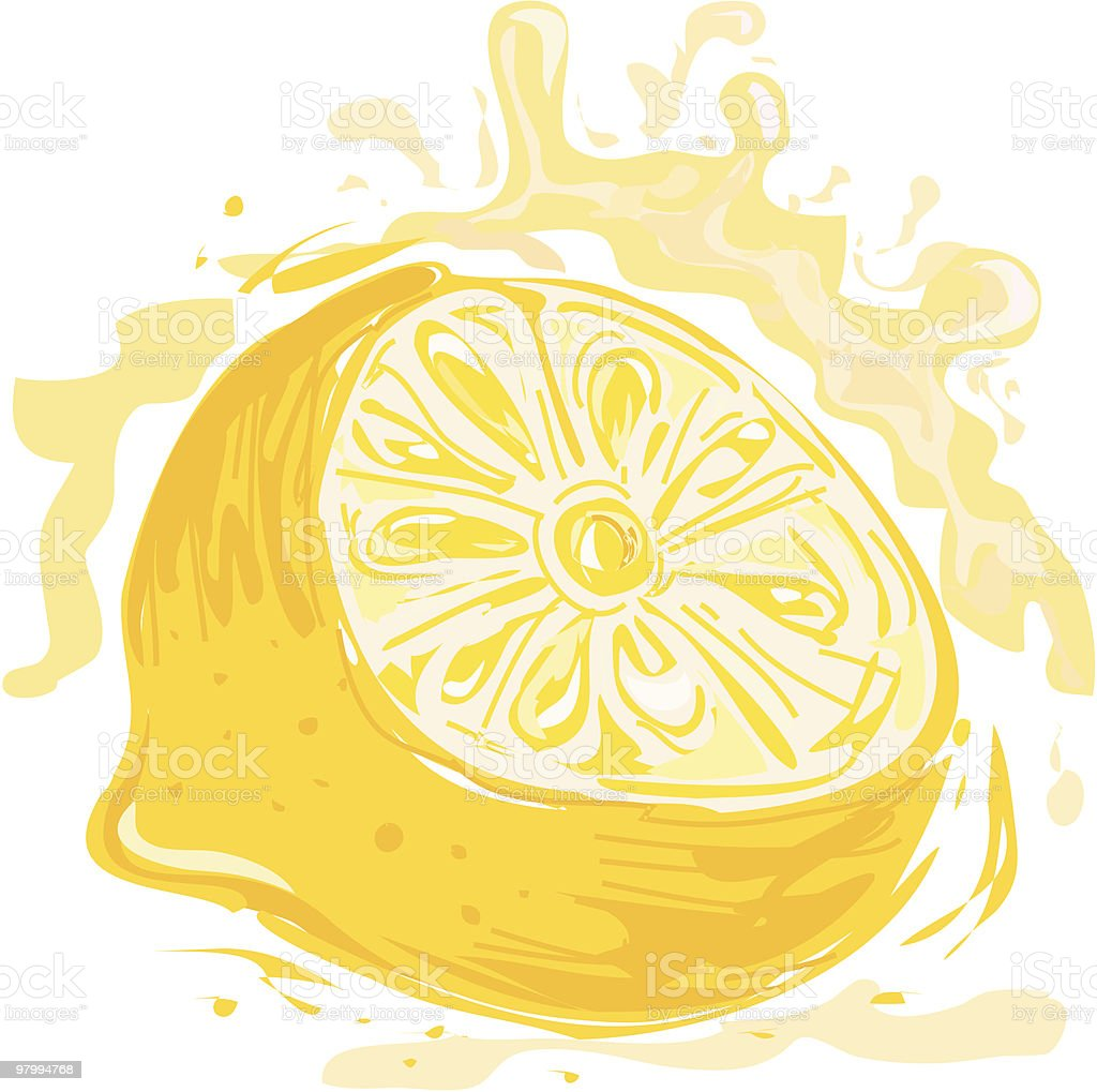 lemon royalty-free lemon stock vector art & more images of color image