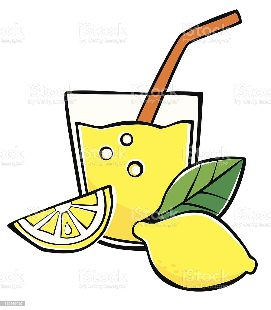 Lemonade Stock Vector Art & More Images of Cartoon ...