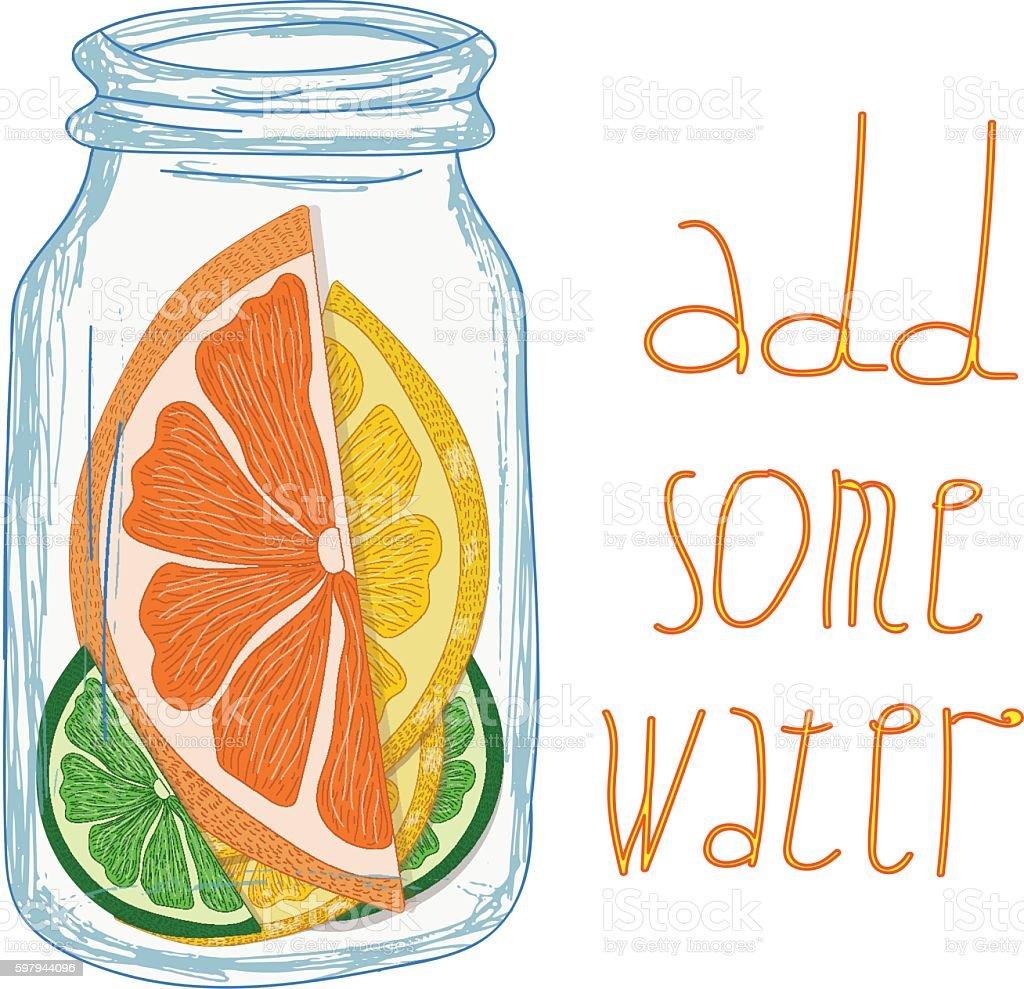 Limonada  ilustração de limonada e mais banco de imagens de bebida royalty-free