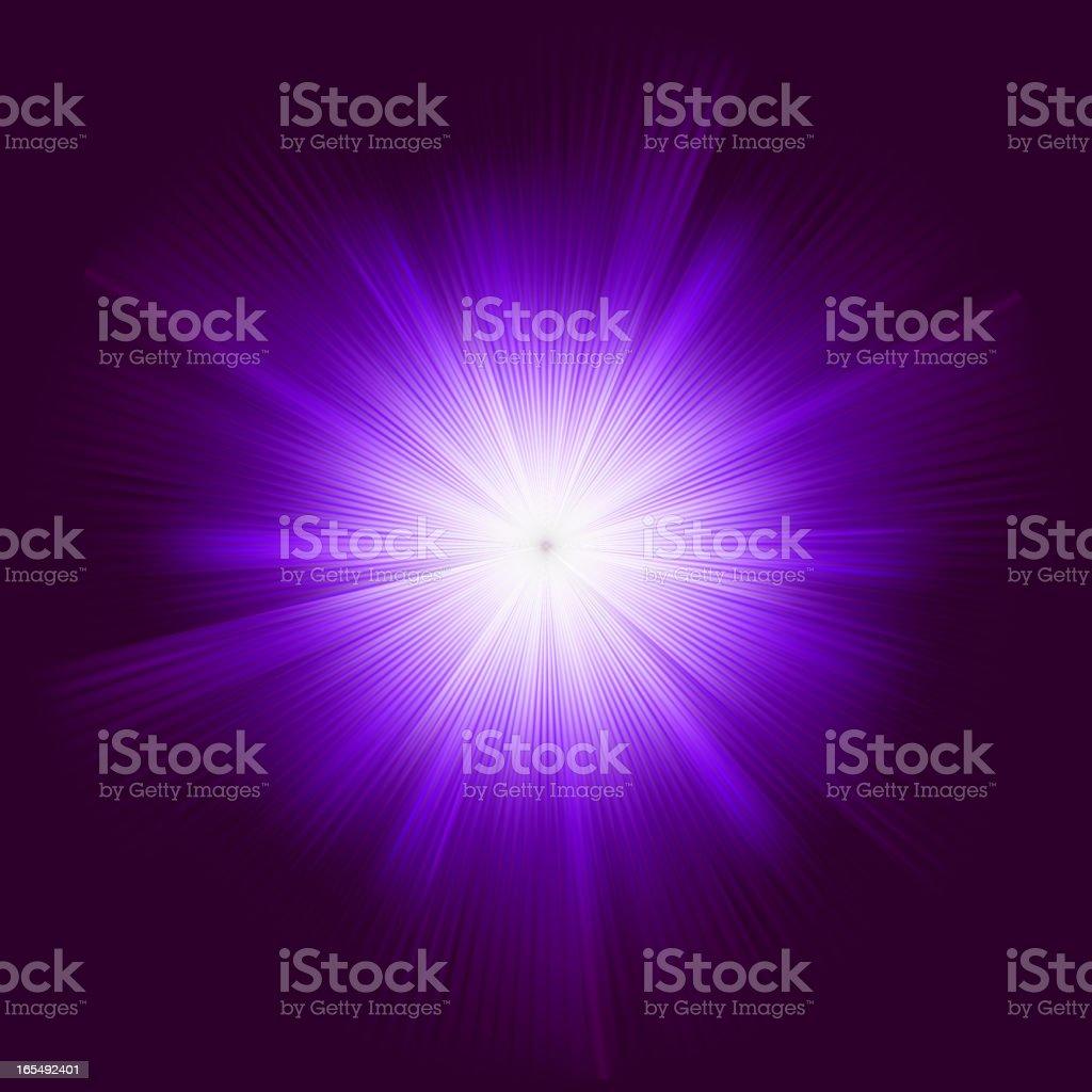 Lens flare vector background. EPS 8 royalty-free stock vector art