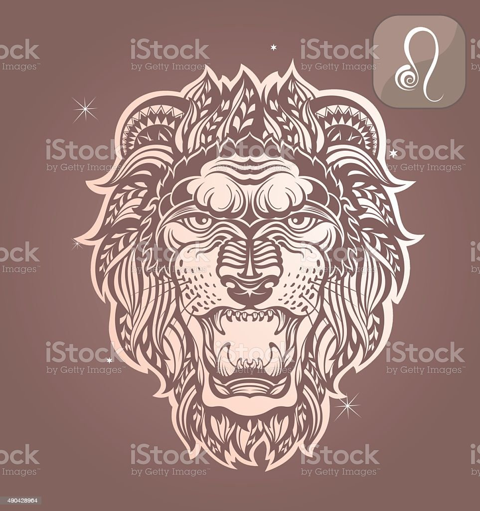 Leo zodiac sign stock vector art more images of 2015 490428964 leo zodiac sign royalty free leo zodiac sign stock vector art amp more images biocorpaavc Image collections