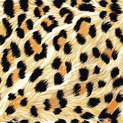 Leopard Fur (seamless tile)