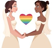 Marriage of a lovely gay couple, #LoveWins