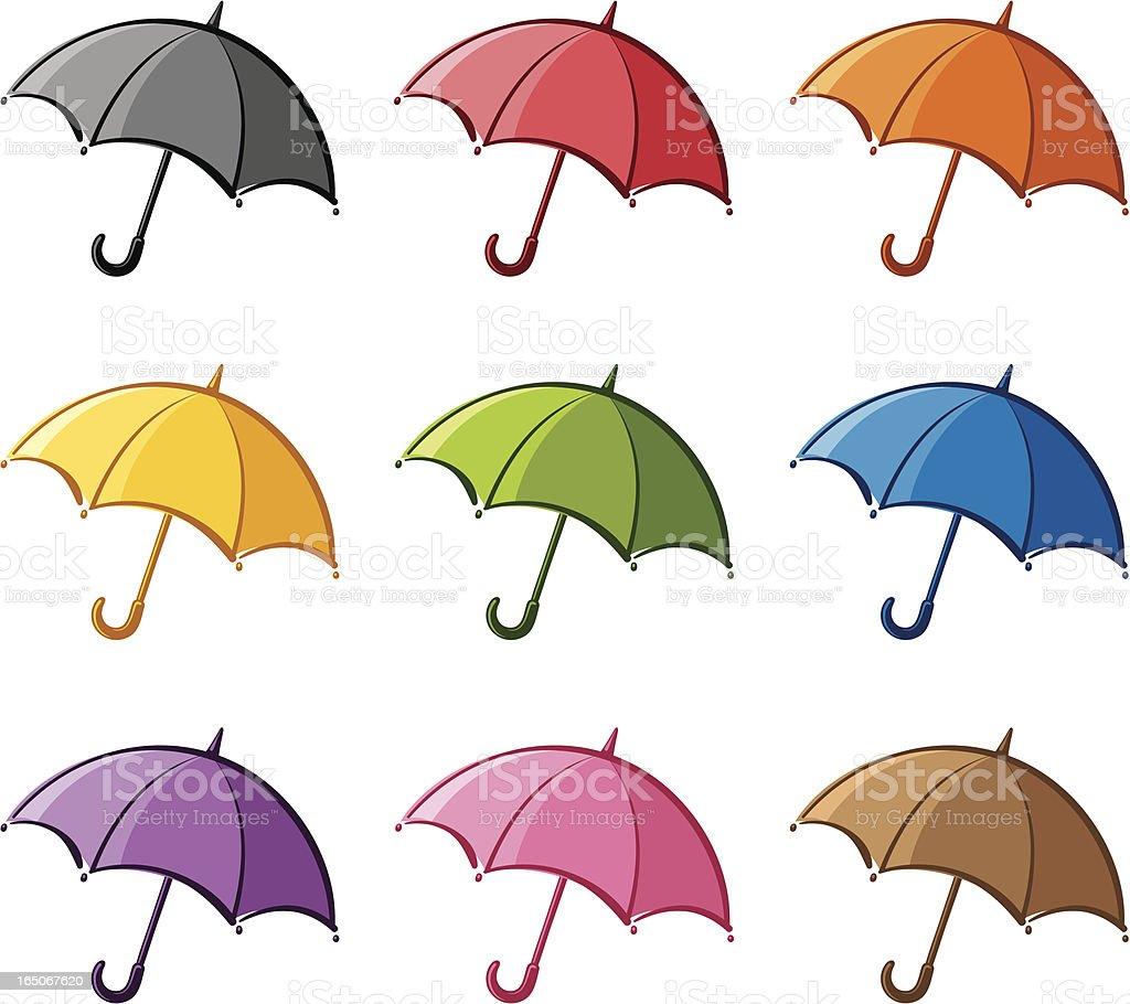 Let it Rain - incl. jpeg royalty-free stock vector art