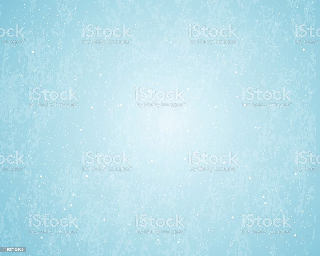 Let it Snow vector art illustration
