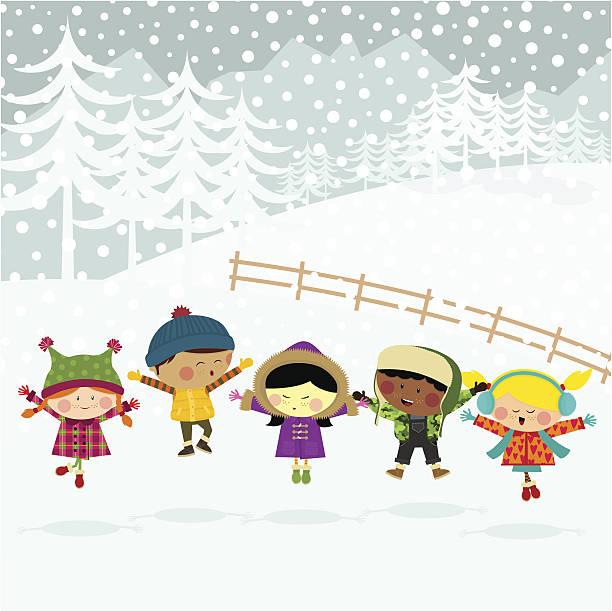 lass es schneien - kinderstiefel stock-grafiken, -clipart, -cartoons und -symbole
