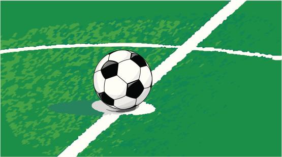 Let the game begin - Soccer Football