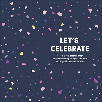 Let's Celebrate Multipurpose Business Cover Design
