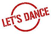 let's dance stamp