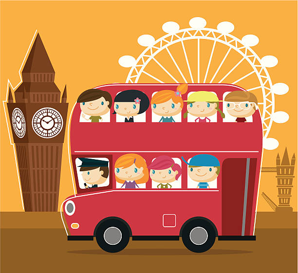 Let's go London – Vektorgrafik