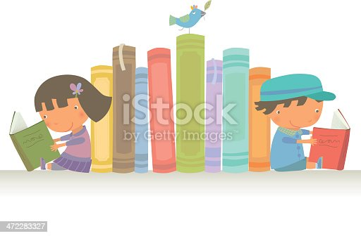 istock Let's read together 472283327