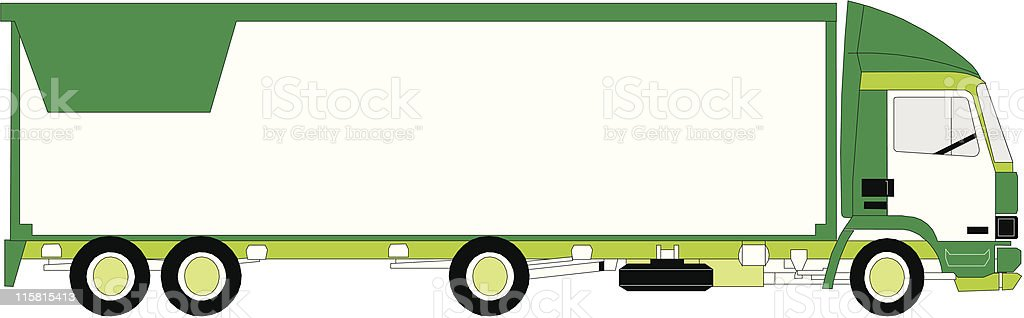 Let´s travel royalty-free stock vector art